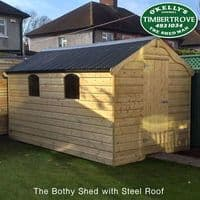 The Bothy Shed | Timbertrove | Quality Timber Garden Shed